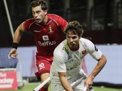 Pau Quemada va disposar de dues grans oportunitats en el segon quart
