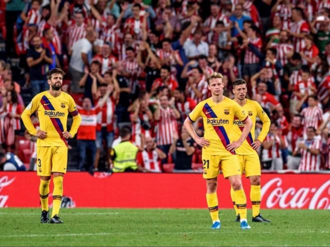 Mística 1, Barça 0