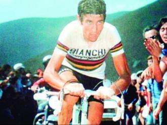 Mor Gimondi, vencedor de les tres grans voltes i campió del món a Barcelona el 1973