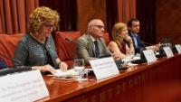 La comissió d'Economia del Parlament