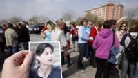 La recerca d'Irene Rigall va mobilitzar moltes persones, que sempre es concentraven a la zona de Fontajau, molt a prop d'on s'han trobat les restes