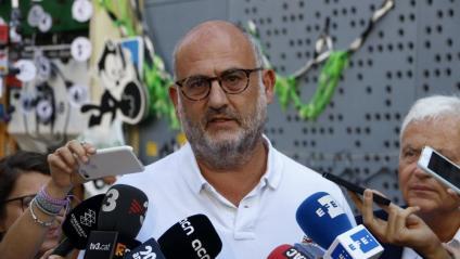 El portaveu adjunt de JxCat al Parlament, Eduard Pujol, la setmana passada