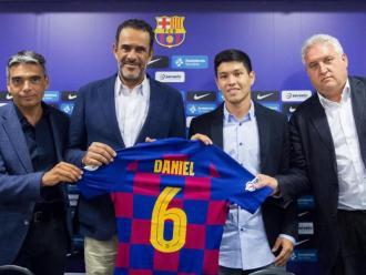 Daniel amb Albert Soler, Josep Ramon Vidal-Abarca i Txus Lahoz