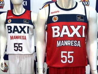 Nou disseny per a les samarretes del Baxi