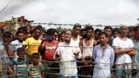 Camp de refugiats de rohingyes a la frontera entre Birmània i Bangladesh. El de Kutupalong, amb 630.000 refugiats, és el més gran del món