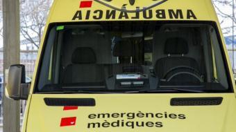 Un motorista de 25 anys, ferit crític després d'accidentar-se en un circuit de motocròs a l'Ametlla del Vallès