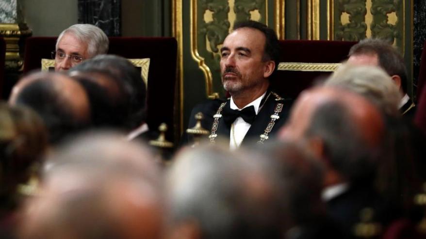 <b>Manuel Marchena </b>és el ponent de la sentència del procés, que dictarà en breu el Suprem