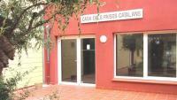 La Casa dels Països Catalans a la universitat de Perpinyà, seu dels Estudis Catalans