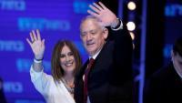 Beni Gantz, cap de la coalició de Centre Blau i Blanc, hauria obtingut un escó més que l'actual primer ministre, Benjamí Netanyahu, quan encara falta per escrutar un 10% de les paperetes
