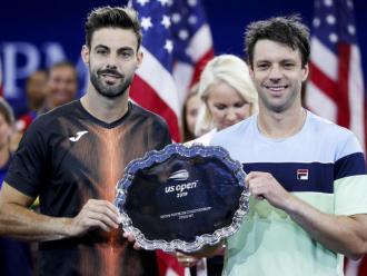 Marcel Granollers i Horacio Zeballos, finalistes de l'obert dels EUA