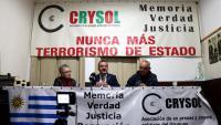 Alfred Bosch va oferir una conferència a l'Associació d'Ex-presos Polítics de l'Uruguai
