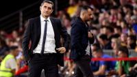 Valverde, amb cara de circumstàncies
