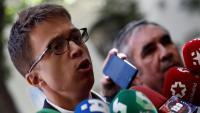 Íñigo Errejón <i> es presentarà amb Más Madrid a les eleccions del 10-N d'acord amb el que es va votar ahir</i>