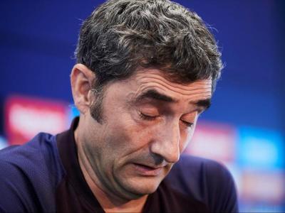 Valverde, un dels assenyalats pel fluix inici del Barça