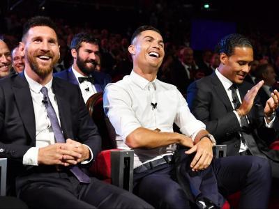 Messi, Cristiano Ronaldo i Van Dijk es disputen el premi a millor futbolista de la temporada passada