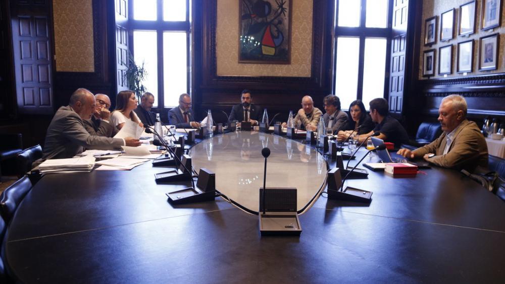 Cs, PSC i PP presenten peticions de reconsideració perquè la Mesa rebutgi la resolució dels independentistes