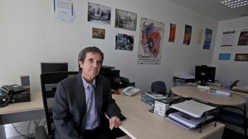 <b>Rivera </b>és director de l'Observatori del Sistema Penal i dels Drets Humans