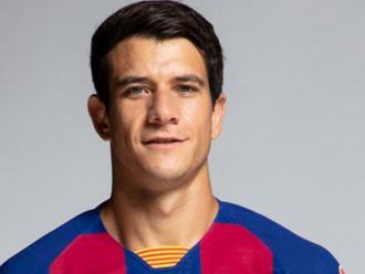 Pablo Álvarez, autor de tres gols