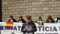 Acte de la xarxa de suport per la querella argentina