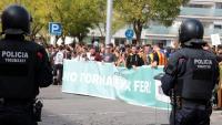 La mobilització s'estén per tot Catalunya com una taca d'oli