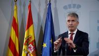 El ministre d'Interior, Fernando Grande-Marlaska