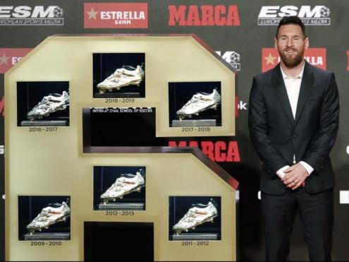 Messi 2018/19