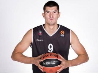 Mitrovic té experiència a l'Eurolliga