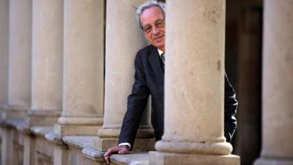 Salvador Giner, ociòleg, jurista i assagista barceloní