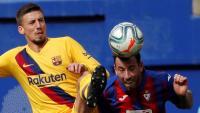 Clément Lenglet és cada cop més important en l'engranatge defensiu del Barça