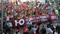 """El SEPC demana suspendre classes fins aconseguir """"la fi de la repressió, l'amnistia i l'autodeterminació"""""""
