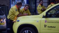 Mor un motorista en un xoc amb un cotxe al districte de Sant Martí de Barcelona