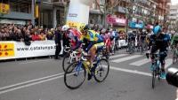 Mataró ha estat el punt de sortida d'una etapa de la Volta durant sis temporades consecutives, des del 2014