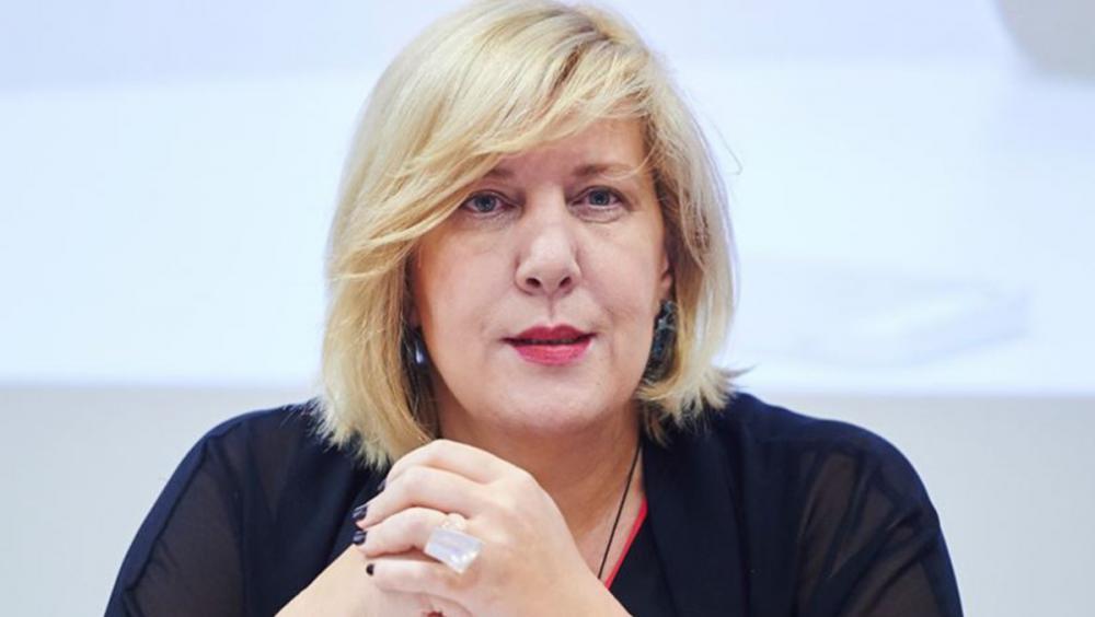 Dunja Mijatovic és la comissionada de Drets Humans a la Comissió Europea