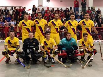 L'equip blaugrana a Sarzana