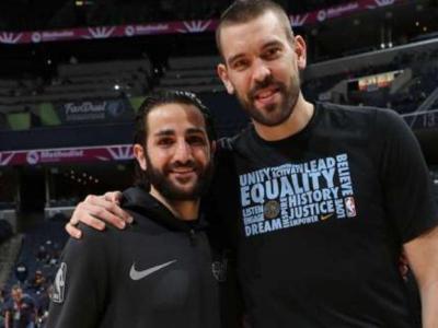 Ricky i Marc Gasol, atracció catalana a l'NBA