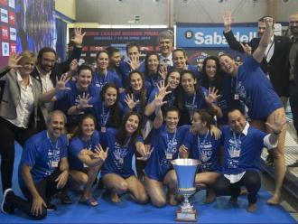 El CN Sabadell és el flamant campió de l'Eurolliga