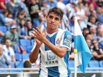 Víctor Gómez va debutar diumenge