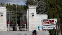 Accessos del Valle de los Caídos