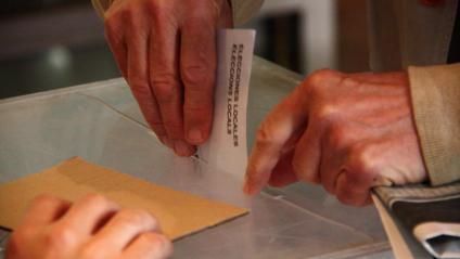El 14 de febrer es podran imprimir les paperetes a casa