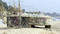 Un dels itineraris senyalitzats resseguirà els elements de defensa, com els búnquers que hi ha a Mataró.