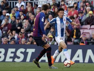 Espanyol i Barça es veuran les cares al RCDE Stadium el 4 de gener.