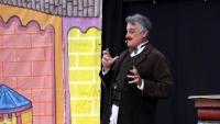 El grup teatral Comediants presentarà el maig a Mur 'Mur, guspira del MNAC', en commemoració dels 100 anys de la venda de les pintures