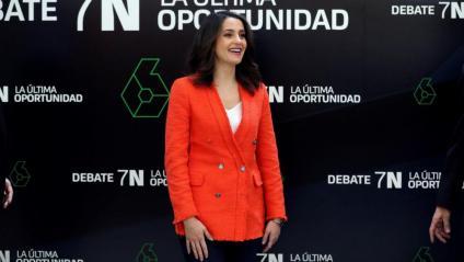 Inés Arrimadas podria encapçalar Ciutadans per substituir Albert Rivera