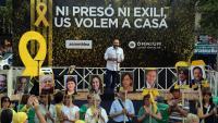 """Cuixart presenta recurs de nul·litat contra la sentència de l'1-O i critica la """"parcialitat d'un tribunal polititzat"""""""