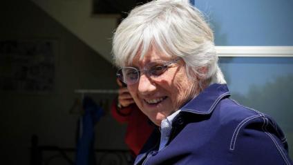 L'exconsellera Clara Ponsatí, ha quedat en llibertat, amb fiança, però manté el passaport