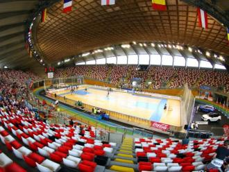 El Palau d'Esports de Riazor