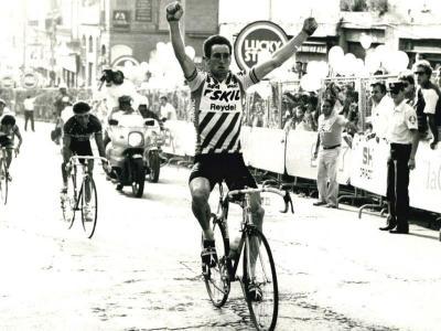 L'irlandès Sean Kelly guanya l'etapa a Manresa de la Volta del 1984
