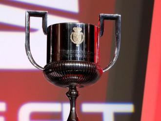 La final de copa es jugarà el 18 d'abril