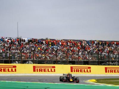 Verstappen va començar i va acabar primer, però pel camí va avançar Hamilton dos cops