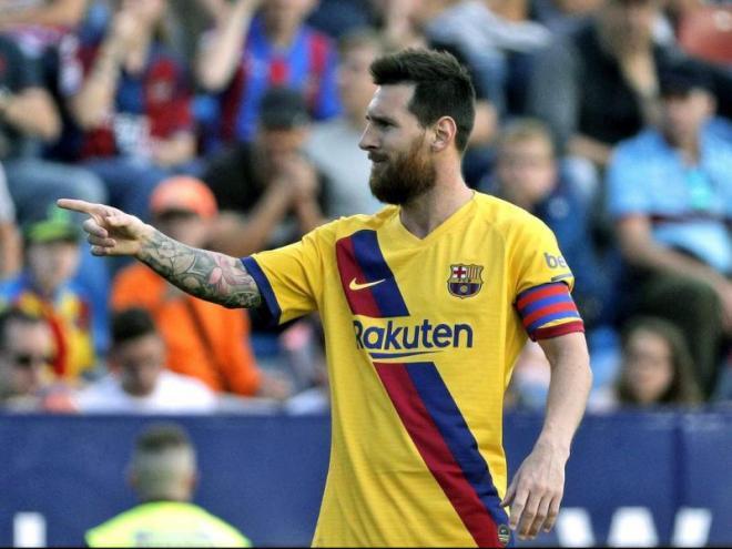Messi està a punt d'atrapar Benzema en la classificació de màxim golejador de la lliga